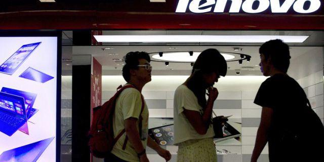 Lenovo увеличила прибыль