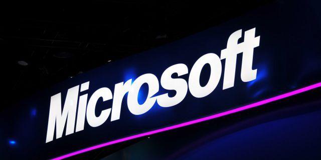 Microsoft за год