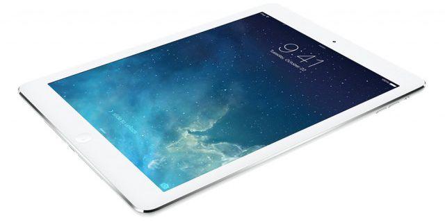 iPad Air взорвался в