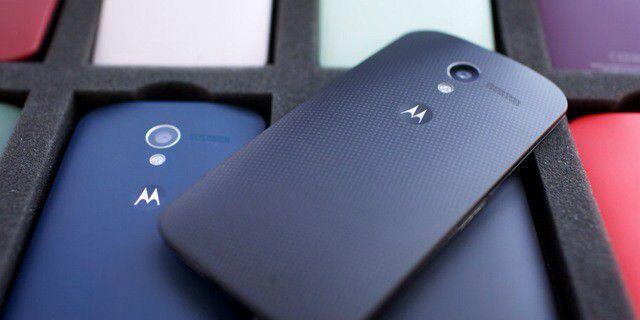 Motorola делает ставку