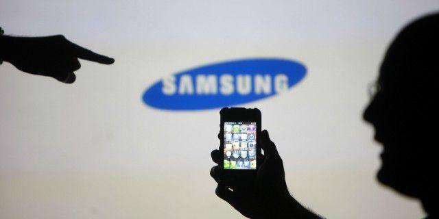 Apple и Samsung снова в