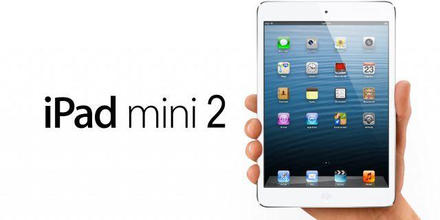Продажи iPad mini 2