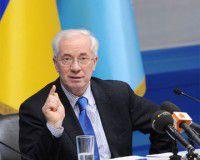 Азаров: Россия – главный