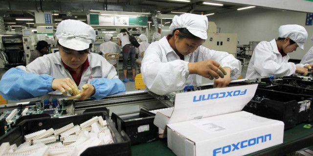 Foxconn расширит