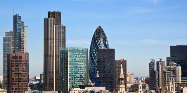 Банки Лондона могли