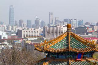 Сектор услуг Китая