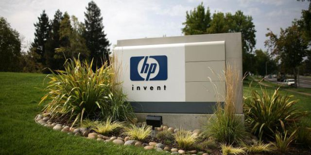HP сократит 1124 рабочих