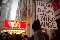 В США бастуют работники