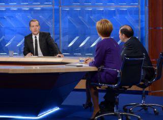 Медведев: состояние дел
