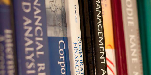 Лучшие книги о финансах