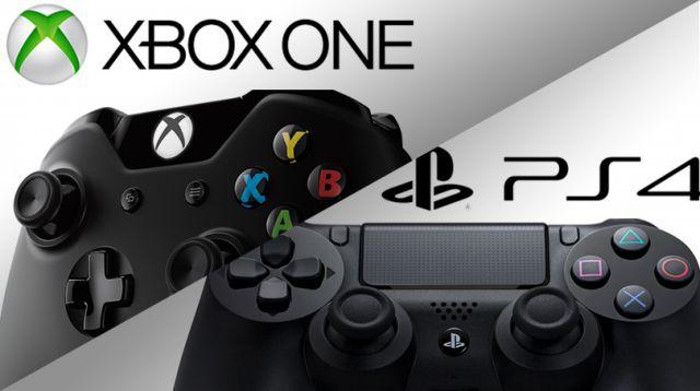 PS4 и Xbox One: кто же