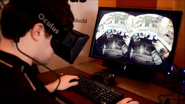 Oculus Rift получил $75