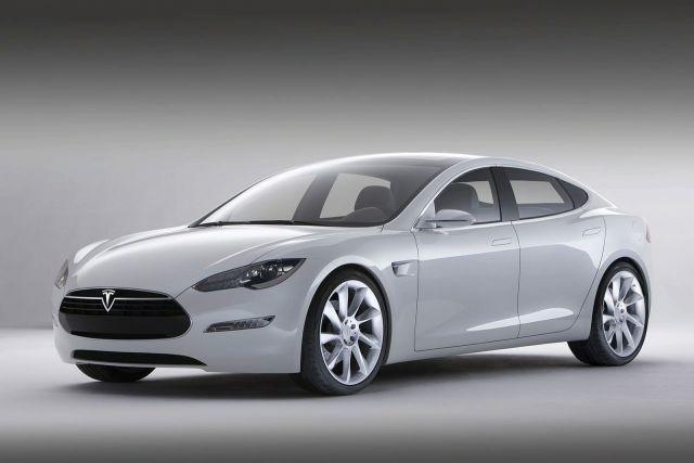 Tesla Model S сохранила
