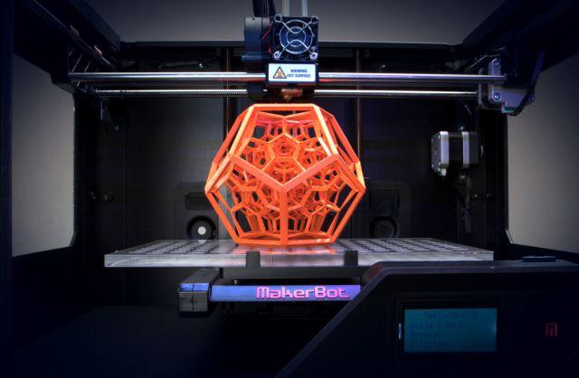 Поставки 3D-принтеров
