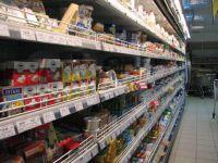 Росстат: продукты в РФ