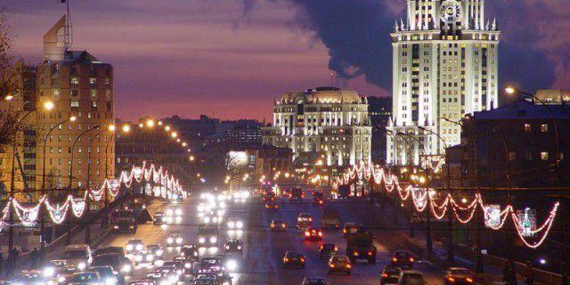 Москва - один из лидеров