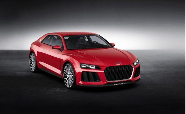 CES: Audi покажет машину