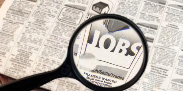 Число вакансий в США