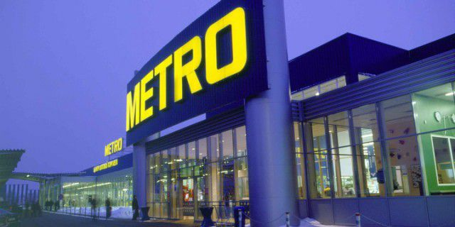 Metro AG выставит 25%