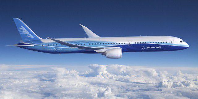 Boeing подтвердил