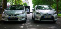 Toyota и Honda расширяют