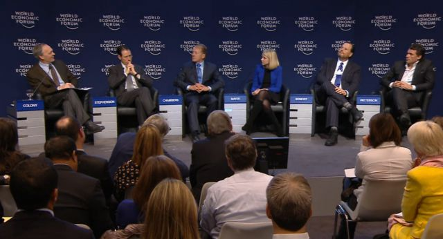 Давос-2014: АНБ США не