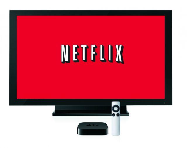 Netflix стремительно