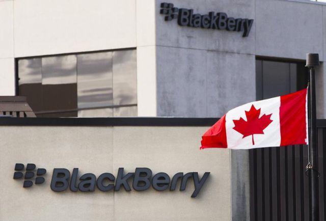 BlackBerry продает
