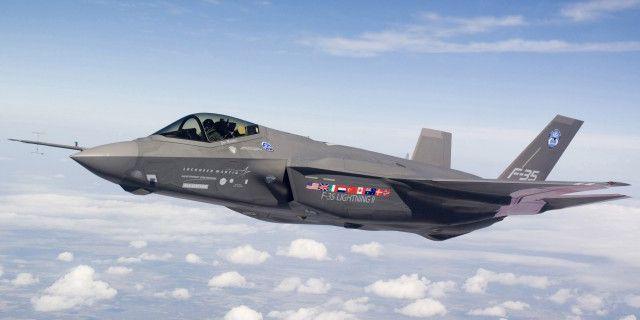 Прибыль Lockheed Martin