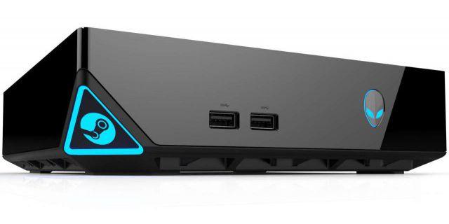 Alienware: апгрейд Steam