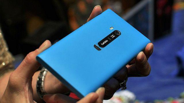 Nokia закончила IV