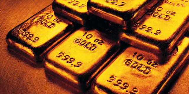 Цены на золото могут