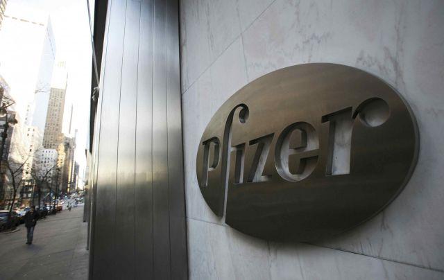 Прибыль Pfizer рухнула