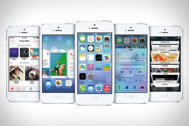 iOS 7 покорила 80%