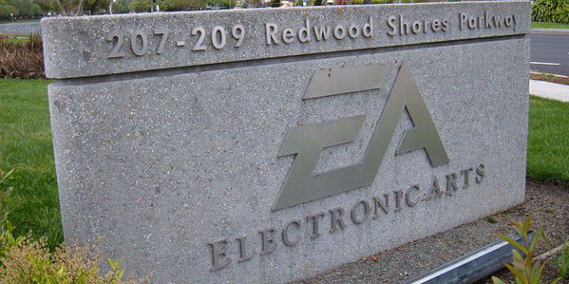 Акции Electronic Arts