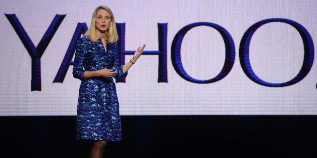 Выручка Yahoo! от