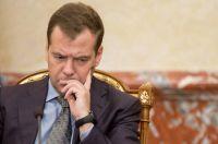 Медведев: просьбу