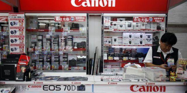 Canon надеется сыграть