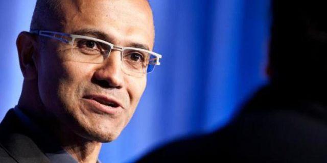 Кресло главы Microsoft
