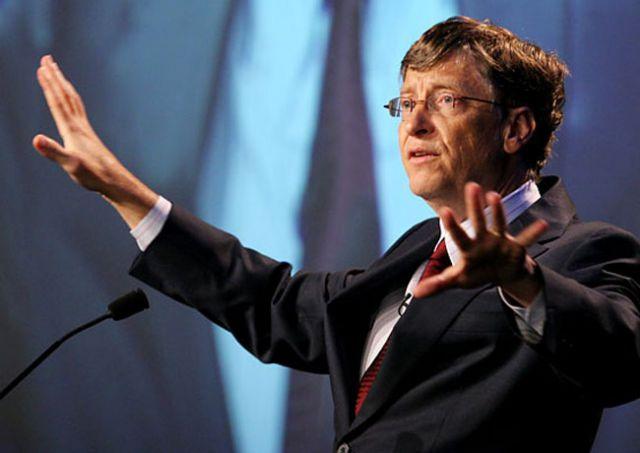 Билл Гейтс может