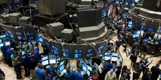 Падение акций США в