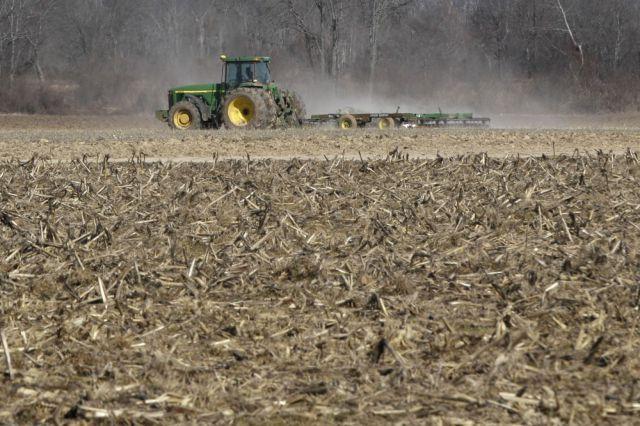 Прибыли фермеров в США