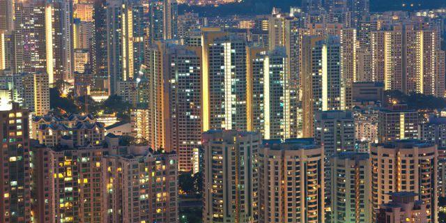 Продажи жилья в