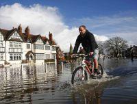 Паводки в Британии