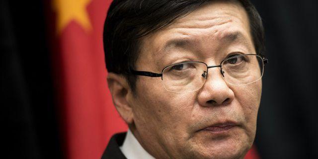 Власти Китая не