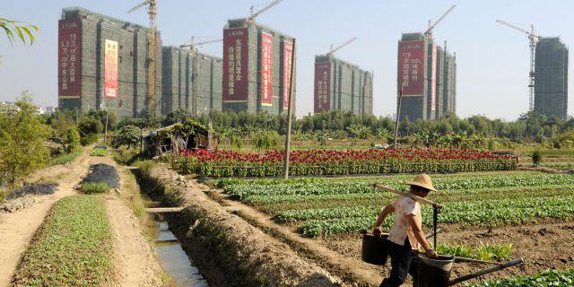 В Китае жилье дорожает