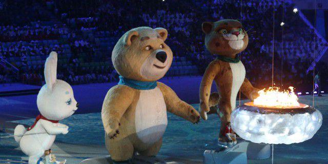 Олимпийские игры как