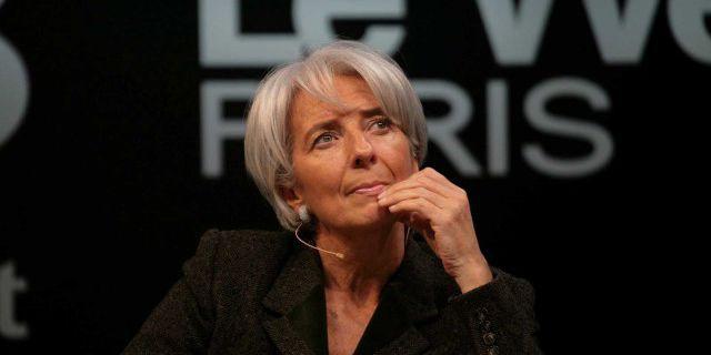 Лагард: МВФ может