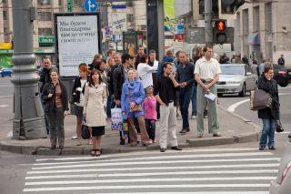 МВД проверит пешеходов