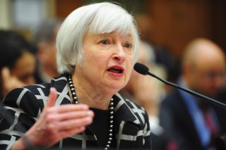 Йеллен: ФРС не может